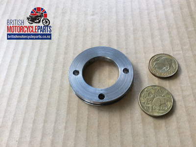 37-1021 Lock Ring LH - Bolt Up - Triumph