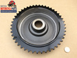 37-1040 Sprocket Brake Drum - Triumph QD 46T - British Motorcycle Parts AKL NZ