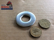 37-1237 Front Wheel Bearing Dust Cover Triumph Drum and Disc Brake models