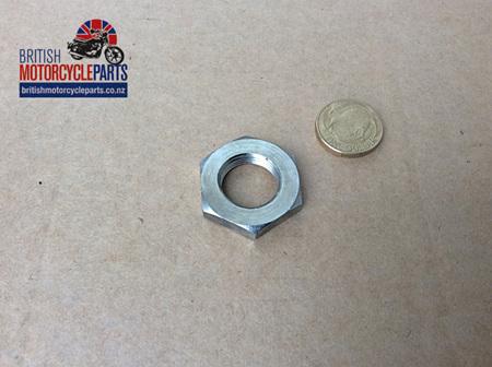 37-1246 Front Wheel Axle Nut - Triumph 1957-68