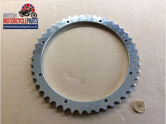 37-1499 Rear Sprocket - Bolt On 46T - British Motorcycle Parts Ltd - Auckland NZ