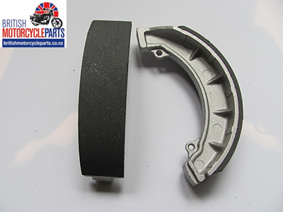 37-1996 Brake Shoes BSA Triumph TLS Front