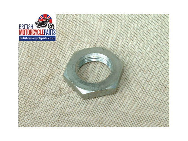 37-2058 Wheel Spindle Nut - Right hand wheel spindle nut suitable for Triumph