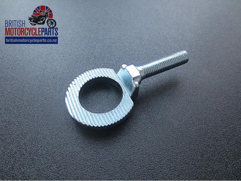 37-2087 Rear Wheel Adjuster - Quick Detach - Triumph - British Motorcycle Parts