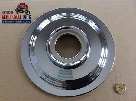 "37-3460 Brake Hub Cover Plate 8"" TLS 1969-70"