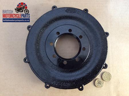 37-3585 Rear Brake Drum - Triumph - 37-1498