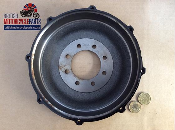 37-3585 Rear Brake Drum - Triumph - 37-1498 - British Motorcycle Parts NZ