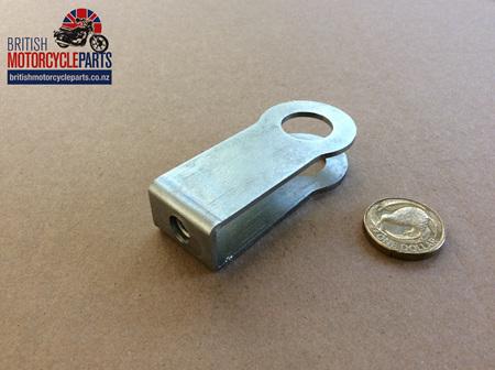 37-3742 Rear Wheel Adjuster - Heavy Duty - BSA Triumph OIF