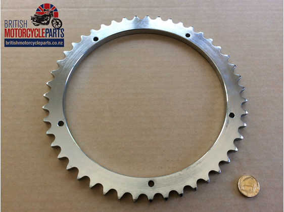 37-3747 Sprocket - Conical Hub 47 Teeth - British Motorcycle Parts - Auckland NZ