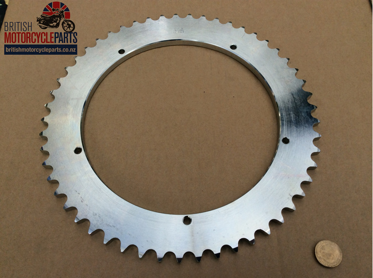 37-3903 Rear Sprocket - 53 Tooth - Conical British Motorcycle Parts Auckland NZ
