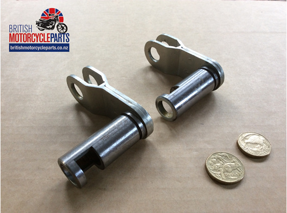 37-3986 37-3987 Front Brake Cams - Long - Conical - British Motorcycle Parts NZ