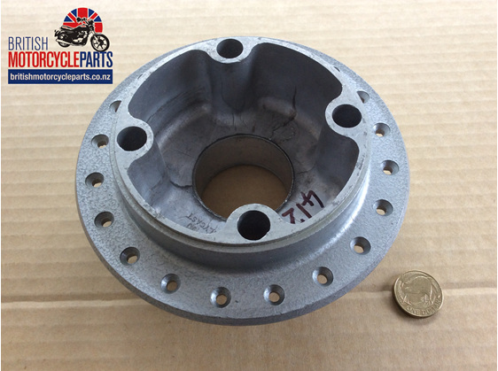 37-4127 Hub Half - RH Front - Triumph Disc - British Motorcycle Parts - AKL NZ