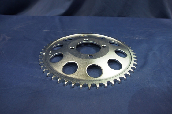 37-4209 Triumph T160 Trident 50 Tooth Rear Sprocket - British Motorcycle Parts L