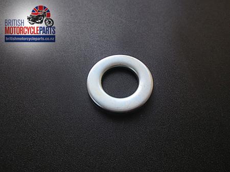 37-4236 Dust Cover RH - Rear Wheel - T160
