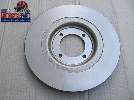 37-4275 Brake Disc 4 Hole - Hard Chrome