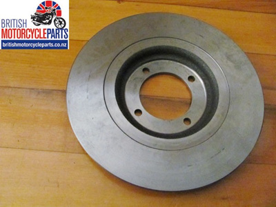 37-7175 Brake Disc - 4 Hole - Cast Iron