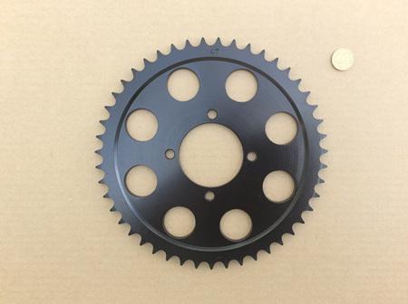 37-7064 Rear Sprocket 47T - TR7 T140 - 4 Hole Disc
