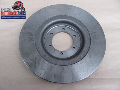 37-7079 Brake Disc - 6 Hole - Late Triumph