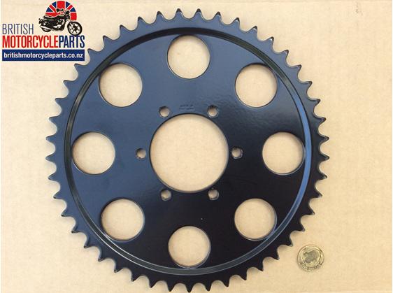 37-7089/45 Rear Sprocket - T140D 45T - British Motorcycle Parts Ltd Auckland NZ