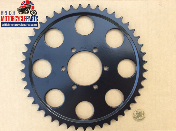 37-7089/45 Rear Sprocket - T140D 45T - British Motorcycle Parts Ltd Auckland NZ