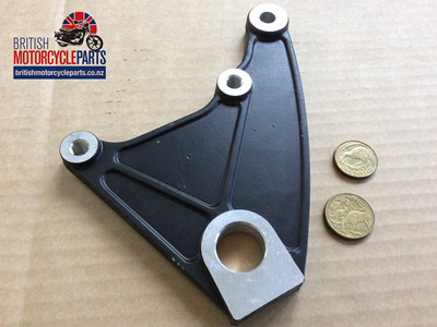 37-7124 Rear Caliper Mounting Plate - T140 1980on