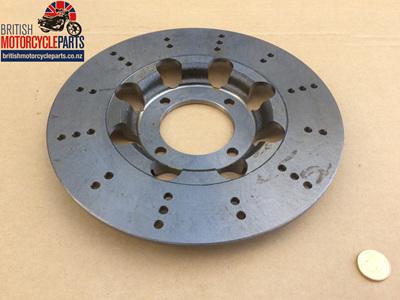 37-7175L Lightened Brake Disc - 4 Hole - Cast Iron
