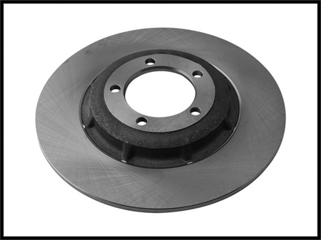 37-7236 Brake Disc - 5 Hole - Triumph