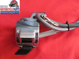 39595 Triumph T120 T140 T150 LH Switch Gear 1971-75