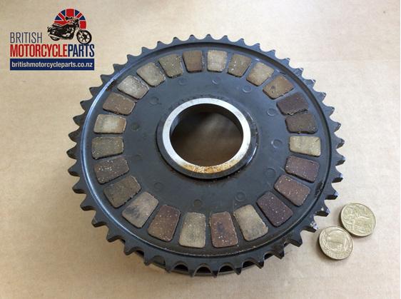 42-3223 66-3908 Clutch Chainwheel - BSA Pre-Unit - British Motorcycle Parts NZ