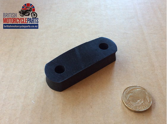42-6853 Rear Guard Distance Piece Rubber - Thick - British Motorcycle Parts NZ