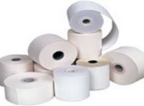 44mm (wide) x 76mm BOND PAPER ROLLS X 50