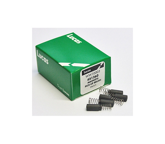 451260 Lucas K2F Magneto Pickup Brushes - British Motorcycle Parts - Auckland NZ