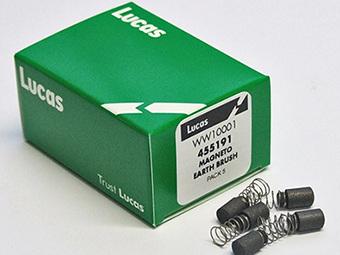 455190 455191 Magneto Earth Brushes - 5 Pack
