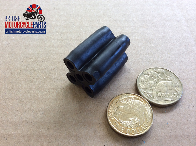 5 Way Bullet Connecting Sleeve - British Motorcycle Parts Ltd - Auckland NZ