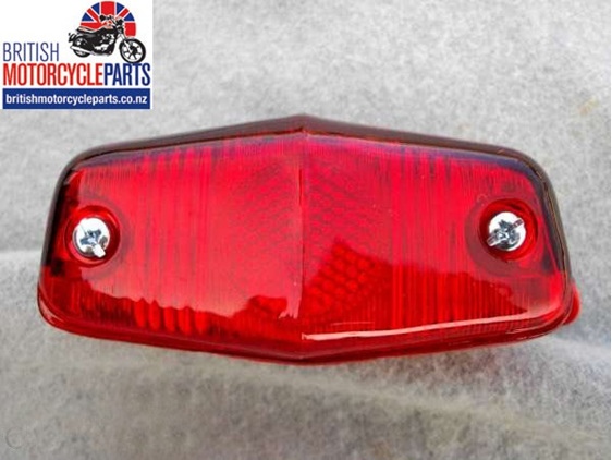 53269 Lucas 525 Type Rear Lamp - Tail Light - Classic British Motorcycle Parts
