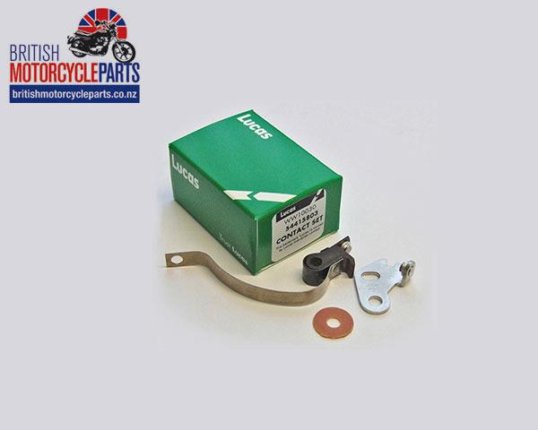 54415803 Contact Points 4CA - BSA Norton Triumph - British Motorcycle Parts Ltd