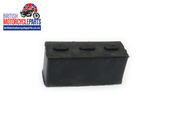 54418528 Condenser Pack Rubber Cover - 99-0767 - British Motorcycle Parts Ltd -