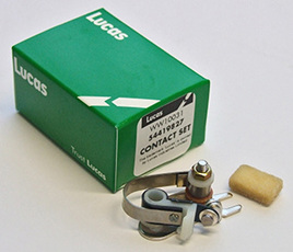 54419827 Lucas Contact Set - Ignition Points 6CA