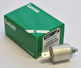 54420128 Lucas Condenser - BSA Norton Triumph