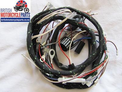 T120 TR6 T100 T90 Wiring Loom 1967