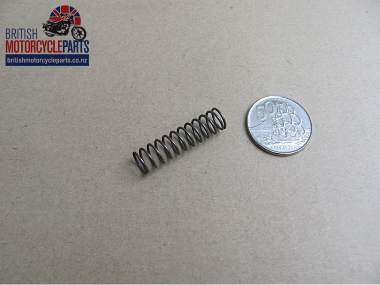57-0405 Gearchange Quadrant Plunger Spring - Triumph - British Motorcycle Parts