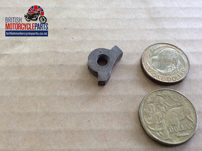 57-1157 Kickstart Axle Shaft Stop Plate - BSA Triumph
