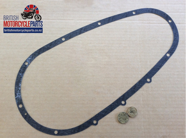57-1189 Primary Chaincase Gasket Triumph 1954-59 - British Motorcycle Parts NZ