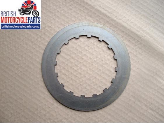 57-1363 Steel Clutch Plates - BSA Triumph Steel Clutch Plate - British Parts NZ