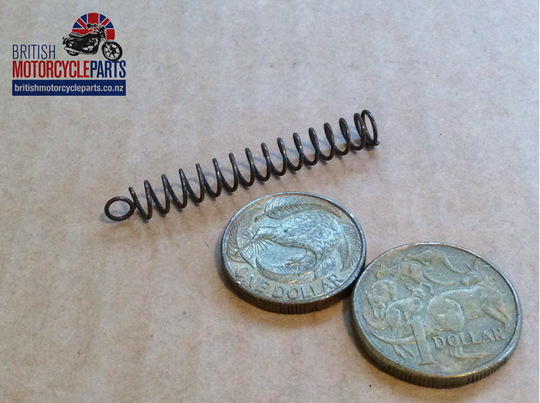 57-1436 Gearchange Plunger Spring 68-3076 - British MC Parts Ltd - Auckland NZ
