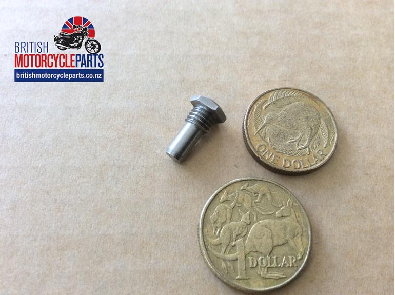 57-1554 Clutch Operating Arm Screwed Peg - Triumph Pre Unit - Auckland NZ
