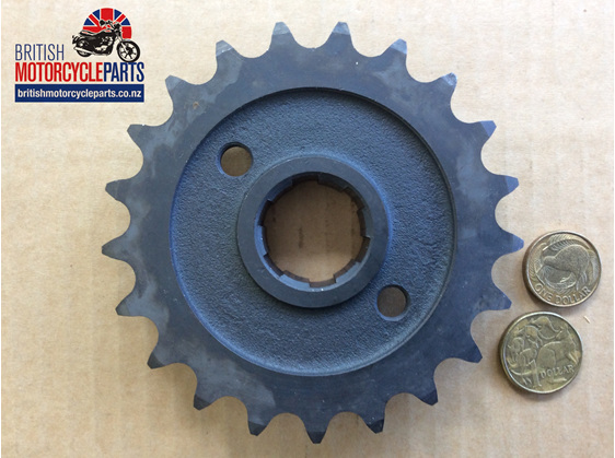 57-1569/21 Gearbox Sprocket 21 Tooth Triumph 500cc - British Parts - Auckland NZ