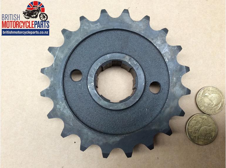 57-1569/20 Gearbox Sprocket 20 Tooth Triumph 500cc - British Motorcycle Parts NZ