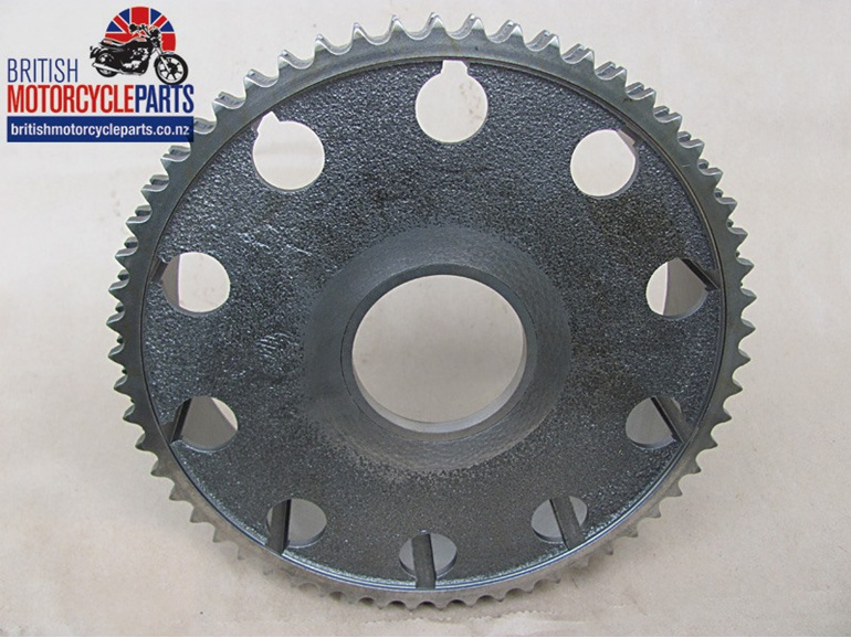 57-1570 Triumph 350cc 500cc 650cc Duplex Clutch Chainwheel - UK Made