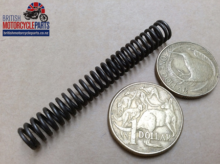 57-1604 Camplate Index Plunger Spring - Strong - Triumph
